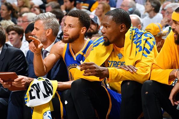 I Warriors vincono ancora nelle finali NBA