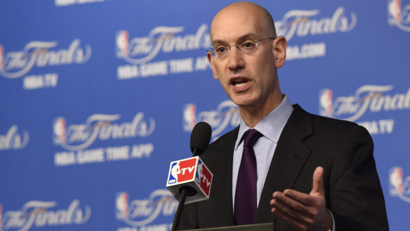 adam silver one-and-done nba draft 2017