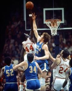 David Thompson contro Bill Walton di UCLA