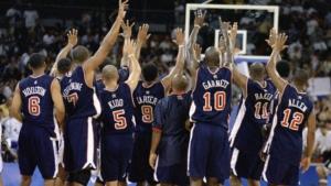 Kidd con Team USA alle Olimpiadi di Sydney 2000