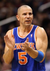 Kidd con i New York Knicks