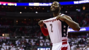 John Wall infortunio