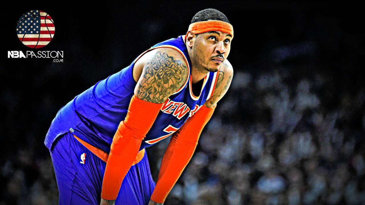 Melo Anthony Knicks