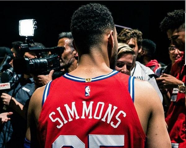 Ben Simmons chi è-Nike NBA Ben Simmons-chi-è