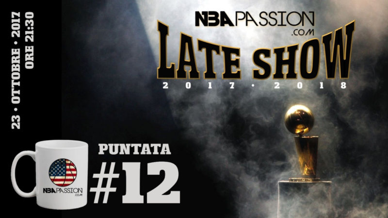 nba passion late show #12