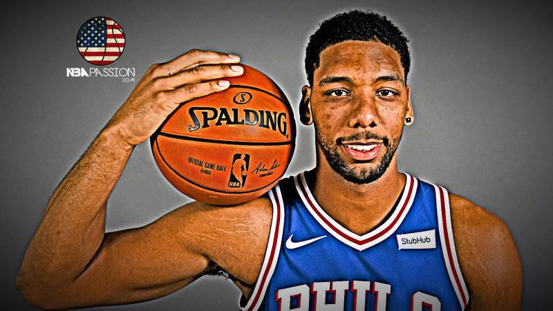 Okafor NBA: Philadelphia 76ers-Media Day
