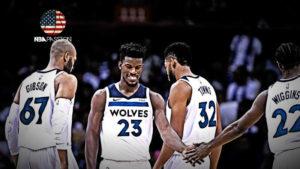 Quintetto Twolves Pronostici NBA spurs-timberwolves
