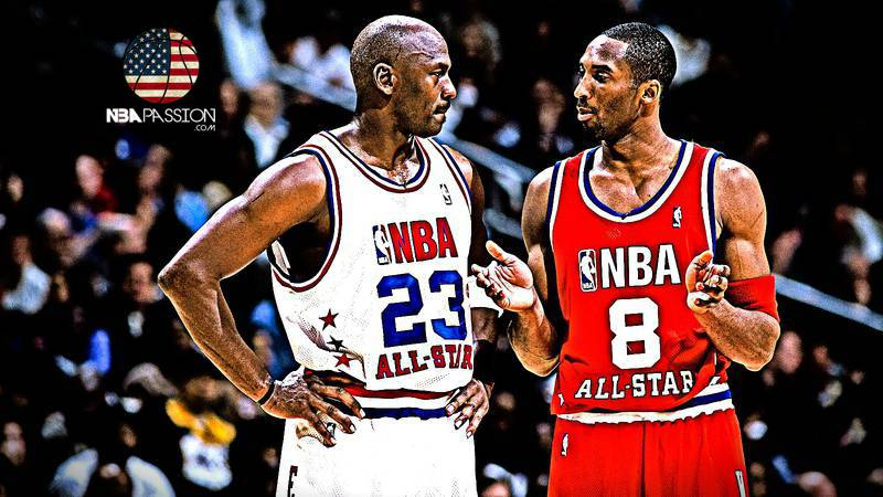 "Kobe Bryant: ""Jordan e Phil Jackson sono stati i miei mentori"""