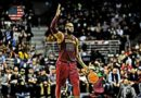 Contro Brooklyn LeBron James non si fa mancare nulla Lebron Cleveland Cavaliers-Wizards-Cavs e Spurs-Warriors