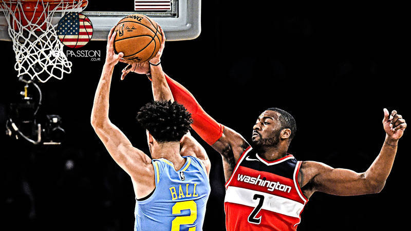 Disabled Player Exception-Lonzo Ball vs John Wall