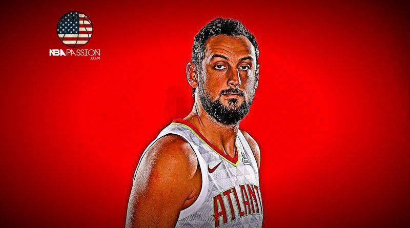 Atlanta Hawks Marco Belinelli