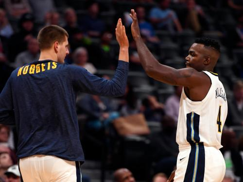 Denver Nuggets Jokic e Millsap