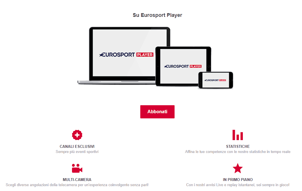 Eurosport player come vedere le gare basket in streaming NBA streaming