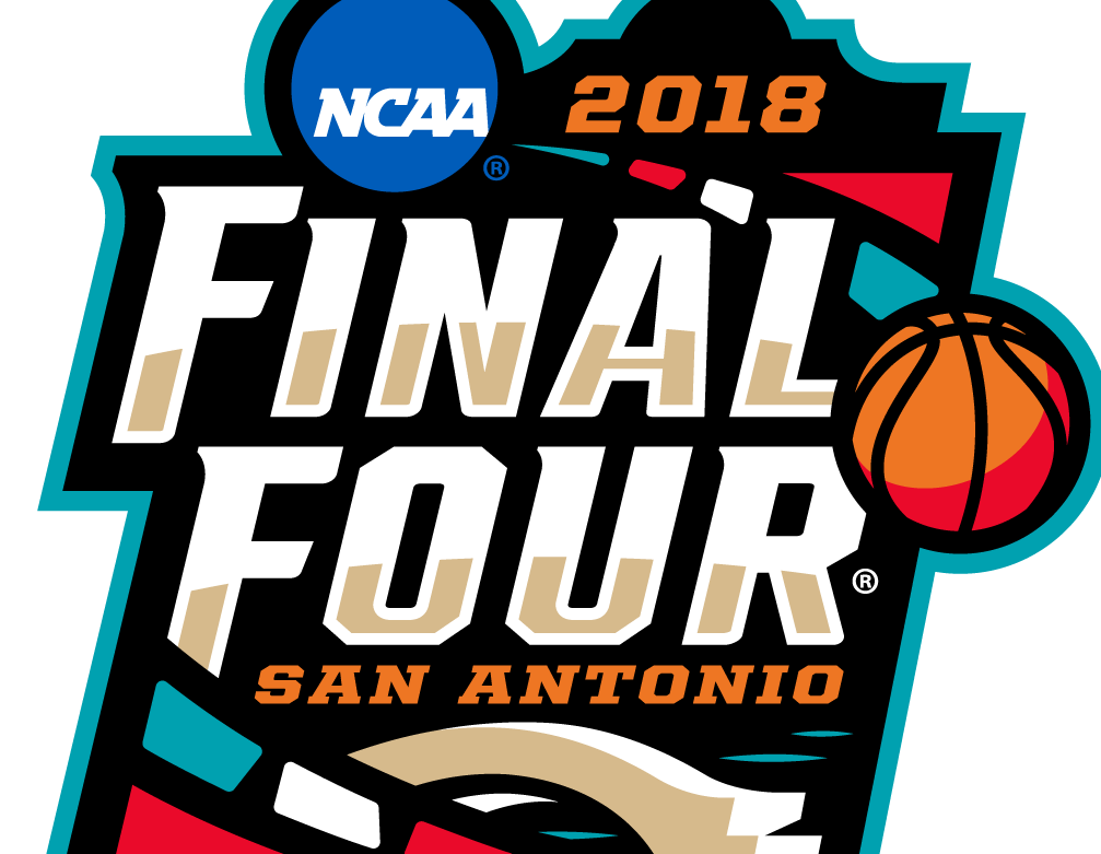 ncaa san antonio logo final four 2018