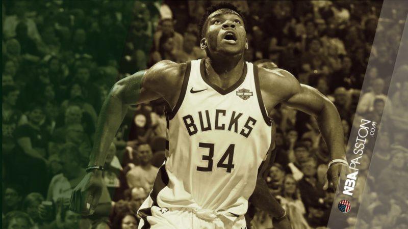Migliori under 23 NBA Giannīs Antetokounmpo Giannis Antetokounmpo MVP
