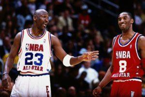 Il maestro contro l'allievo: Michael Jordan contro Kobe Bryant