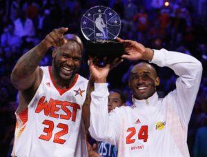 Due MVP per l'ASG 2009: Shaq e Kobe!