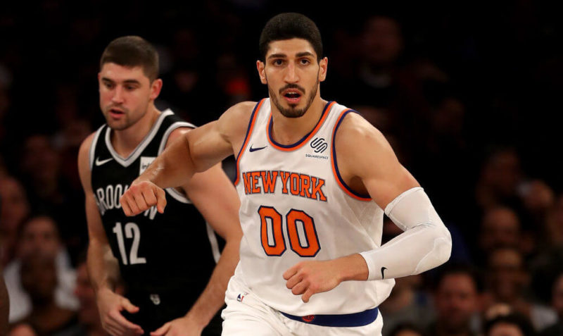 Enes Kanter-Bucks