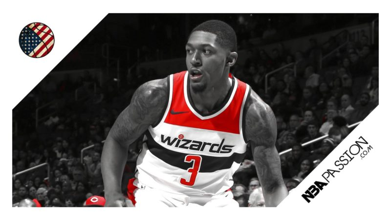 Bradley Beal All Star Washington Wizards