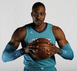 thunder-hornets-Dwight Howard-Nets