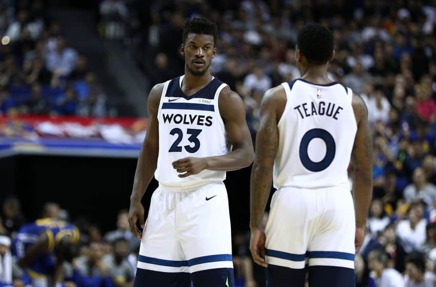 Programmazione Sky Sport NBA-Jimmy Butler Minnesota Timberwolves