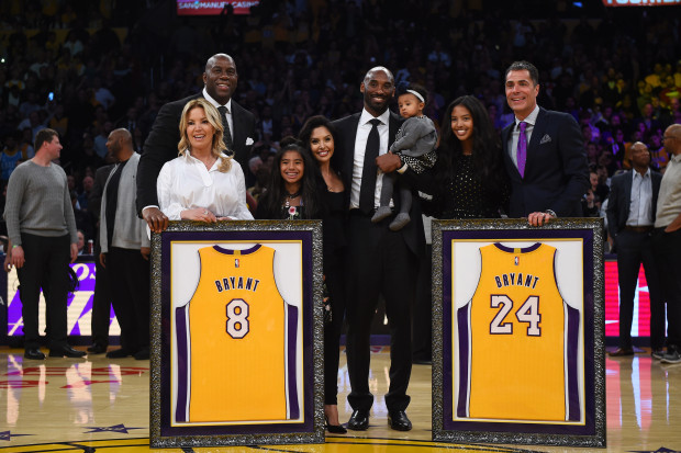 "Kobe Bryant's ceremony Kobe Bryant: ""Il basket è arte, lo sport è arte"" Kobe Bryant cortometraggio"