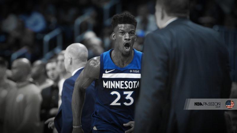 Minnesota Timberwolves Butler