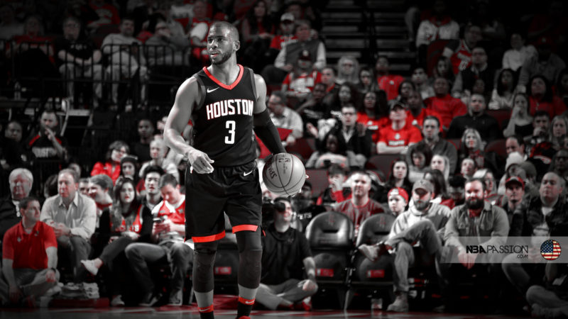 NBA All Star Game-Chris Paul infortunio