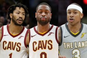 Derrick Rose, Dwyane Wade e Isaiah Thomas, 'epurati' dai Cavs alla trade deadline