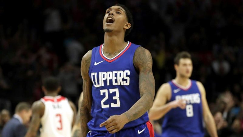 Mercato NBA Lou Williams non lascerà i Los Angeles Clippers entro la Trade deadline