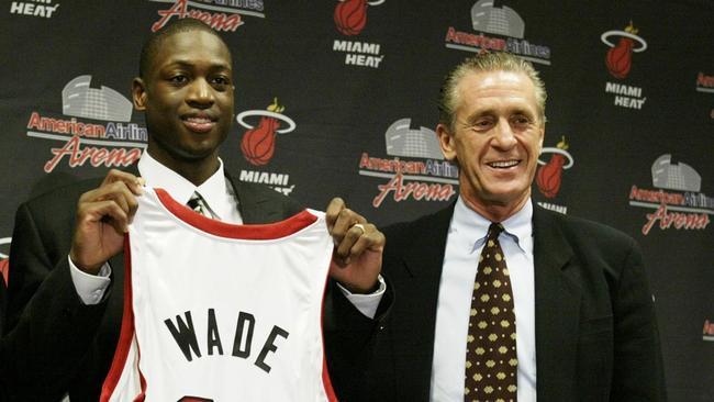 Wade su Riley-Dwyane Wade-Cina