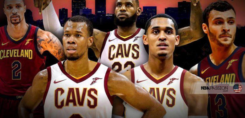 rotazioni Cavaliers-Cavs