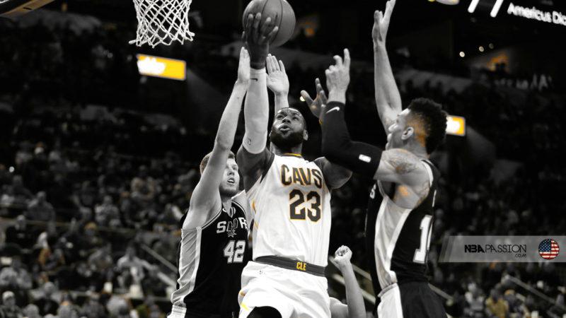 """LeBron James rompe ogni record: finito nella top 5 MVP-LeBron James: """"Ho raggiunto il livello più alto della mia carriera ora"""""""