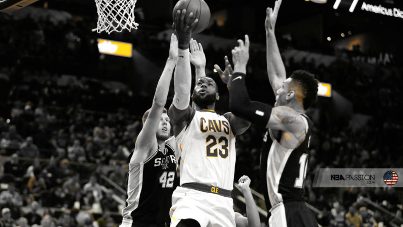 NBA Preview  Cleveland Cavaliers vs San Antonio Spurs c2db42b39330