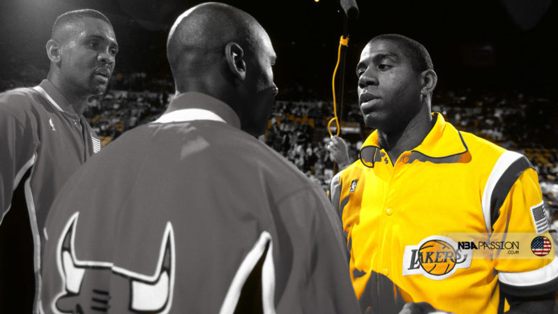 MJ e Magic. ESPN e Netflix produrranno un documentario su Jordan di 10 ore