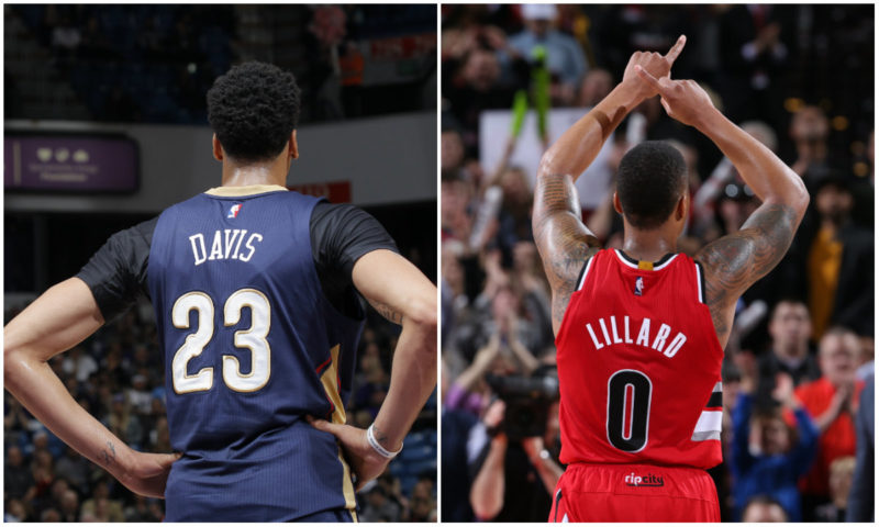 Trail Blazers-Pelicans streaming