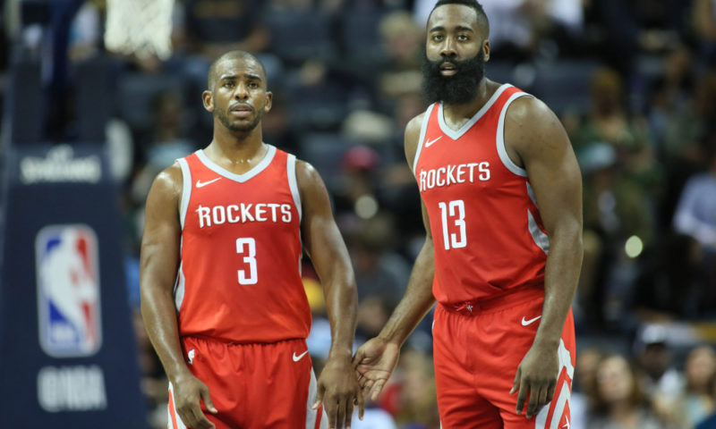Houston Rockets-Chris Paul-Rockets-Timberwolves streaming