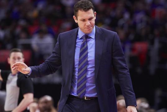 Luke Walton, le opzioni per il futuro in caso di addio ai Lakers