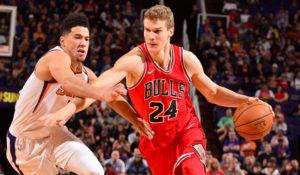 Ultima fase del processo di tanking per i Suns di Devin Booker e per i Bulls di Lauri Markkanen