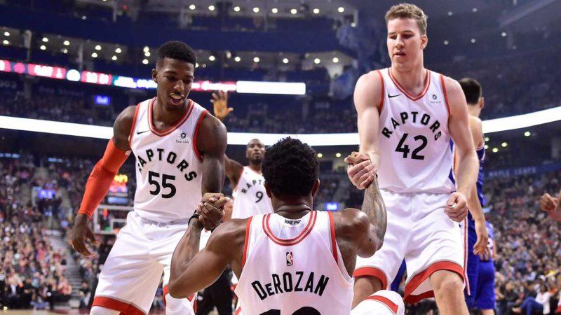 Toronto Raptors Eastern Conference