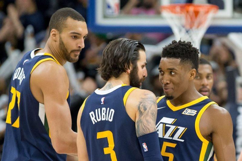 Utah Jazz 2018/2019