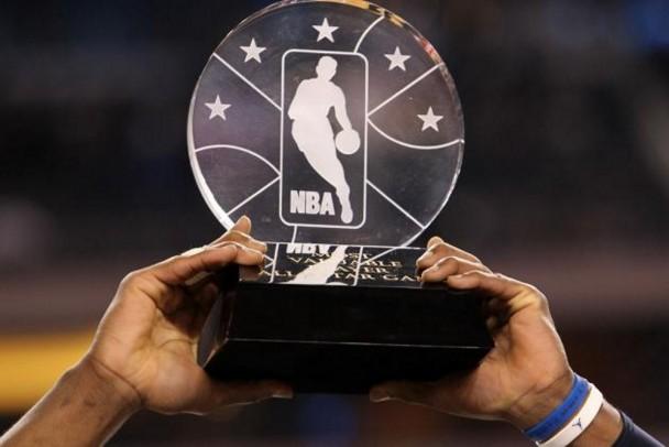 NBA Awards 2017-18