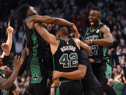 Playoff Dunkest-Boston Celtics