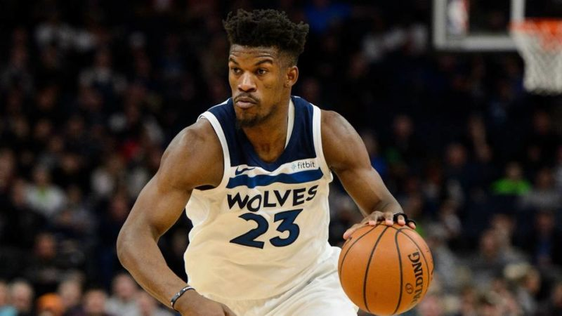 Houston Rockets-Jimmy Butler-Minnesota Timberwolves 2018/2019