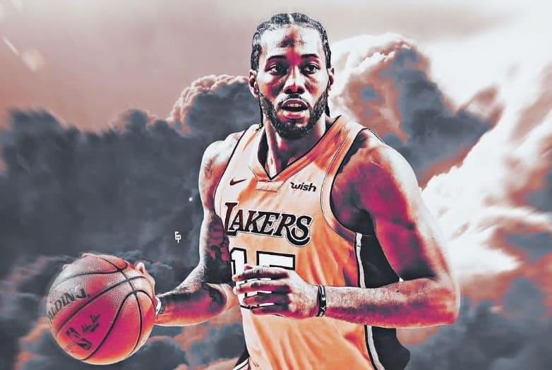 Lakers-Kawhi Leonard