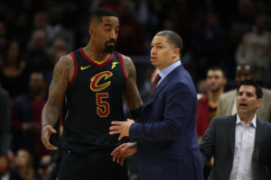 Lue su JR Smith JR Smith game 1