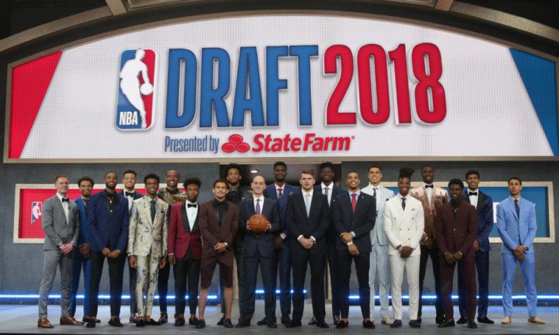 NBA Draft 2018-NBA Draft 18