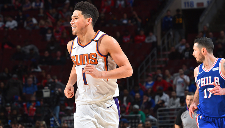Phoenix Suns 2018/2019