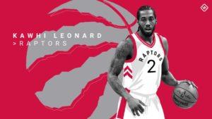 Leonard-Toronto Raptors