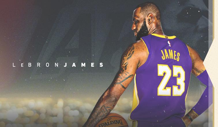 LeBron James School-L.A. Lakers rumors